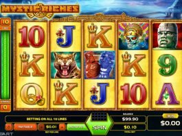 Free slot machine Mystic Riches for fun