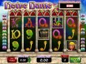 Spin casino game Notre Dame for free