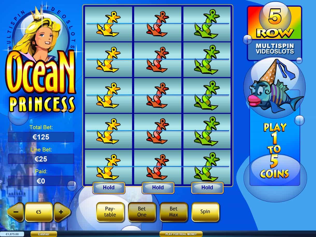 Ocean Princess Slots | $/£/€400 Welcome Bonus | Casino.com
