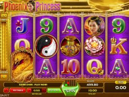 No registration game Phoenix Princess online