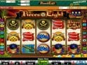 Picture of casino game Pieces of Eight online
