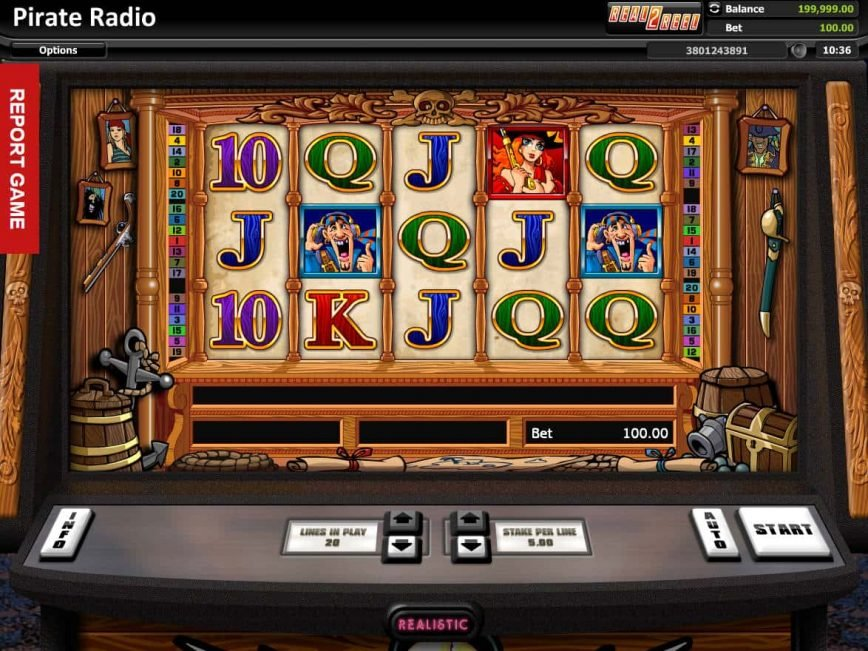 No download game Pirate Radio for free
