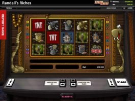 Online free slot Randall's Riches no deposit