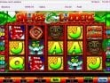 Spin online slot game Snakes and Ladders