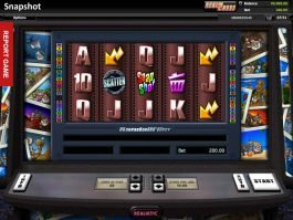 Snapshot online casino game for free