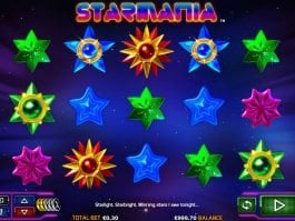 Spin free slot machine Starmania