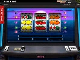 Spin casino free slot Sunrise Reels