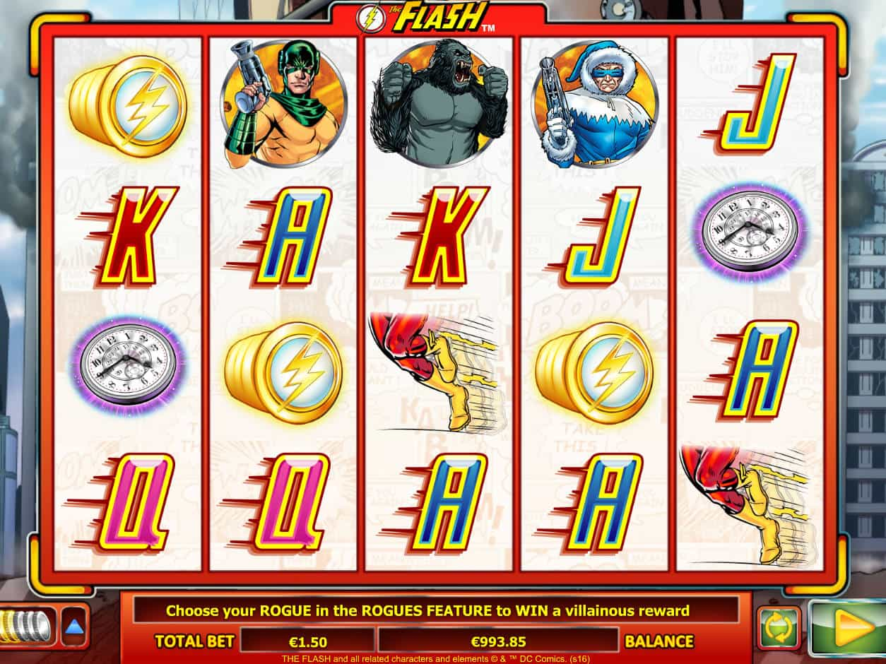 Flash Slot Games