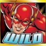 Simbol wild în jocul de aparate The Flash