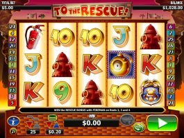 To the Rescue slot machine online