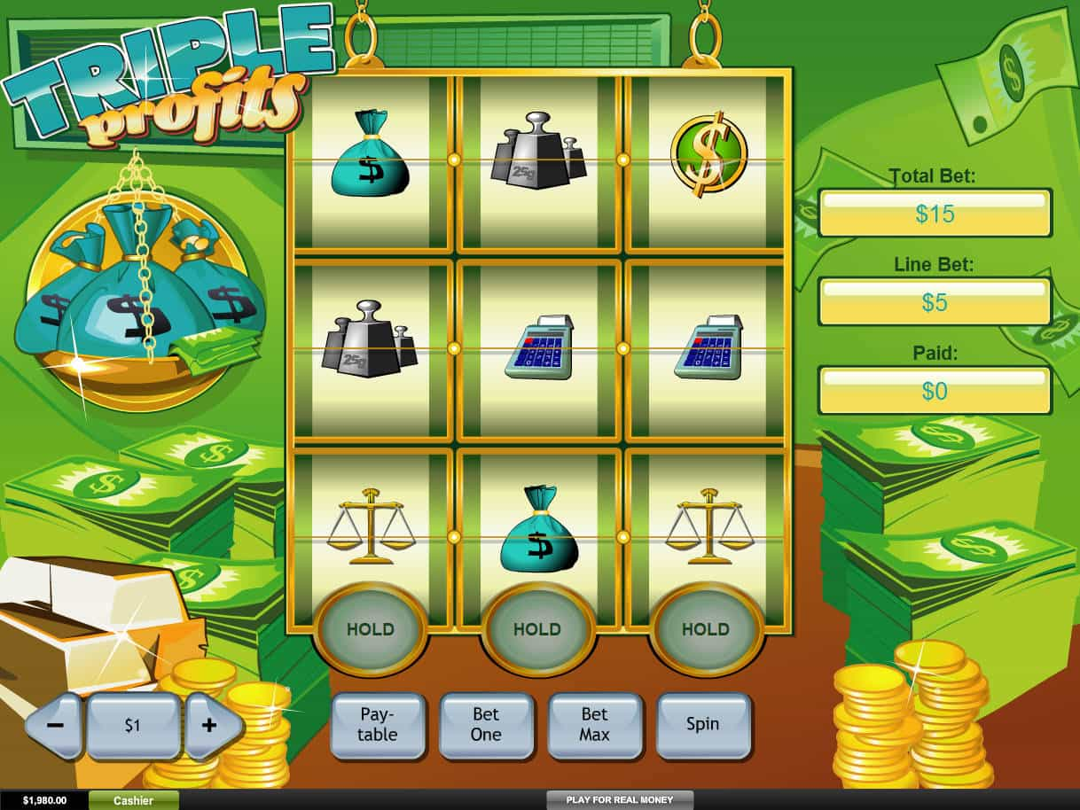 Triple Profits Slots | $/£/€400 Welcome Bonus | Casino.com