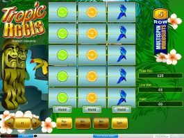 Play online casino game Tropic Reels