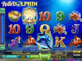 Spin casino free slot online Wild Dolphin