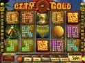 Play free no deposit game City of Gold