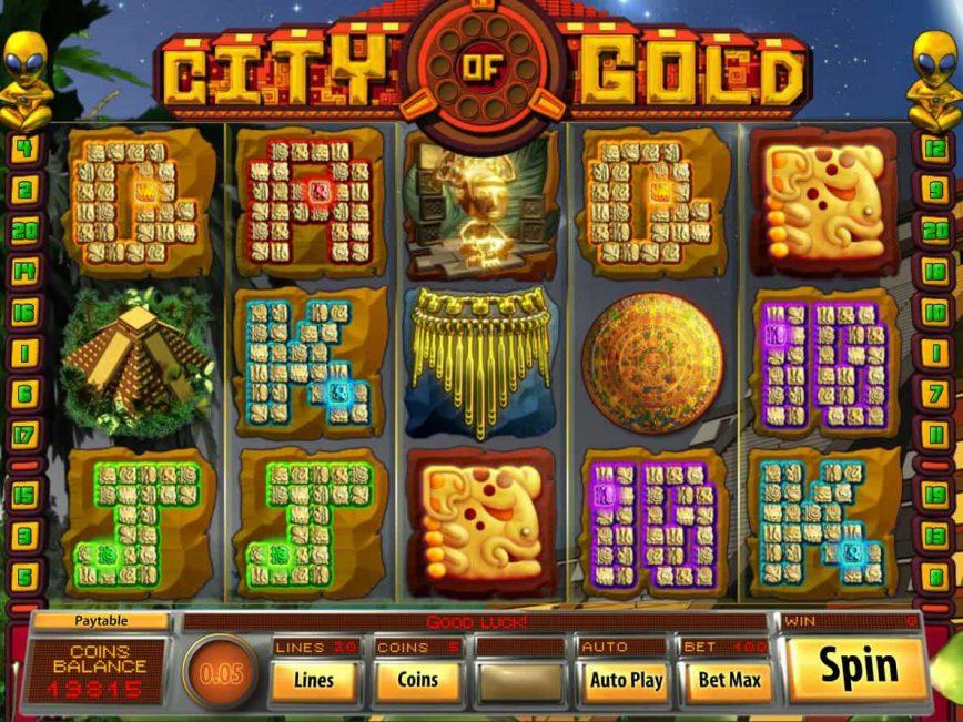 Free Slot Games Gold