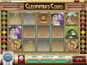Spin casino game Cleopatra's Coins