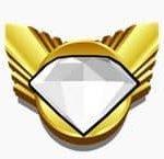 A Diamond Bonanza online nyerőgép Jackpot szimbólumának képe