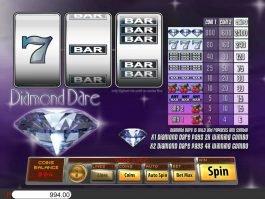 Free slot machine Diamond Dare no deposit