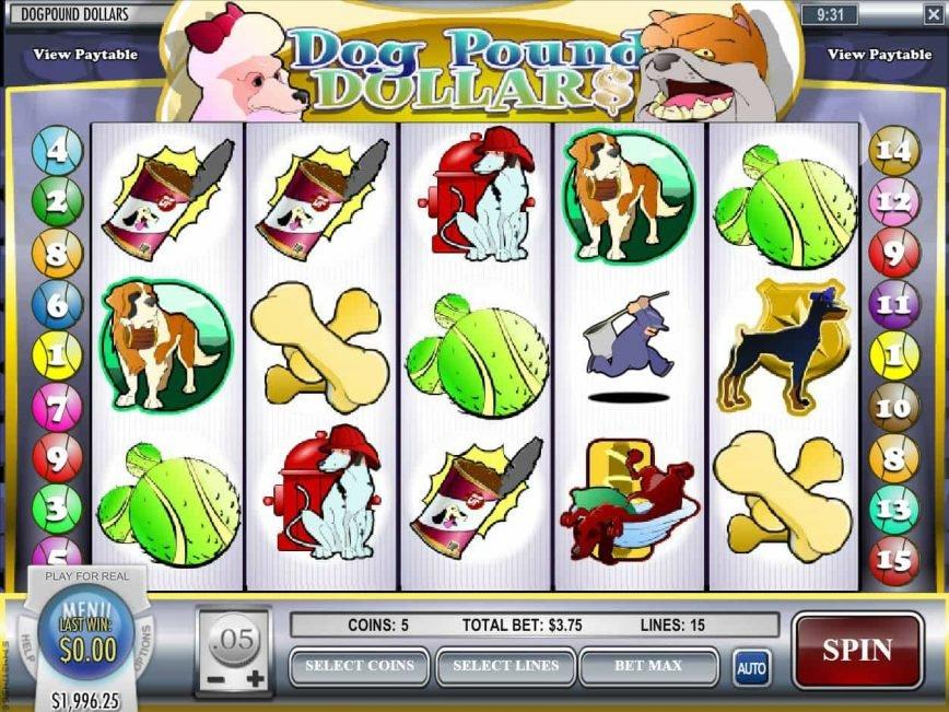 Casino free game Dog Pound Dollars