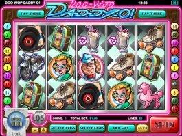 Doo-Wop-Daddy-O! free online slot machine