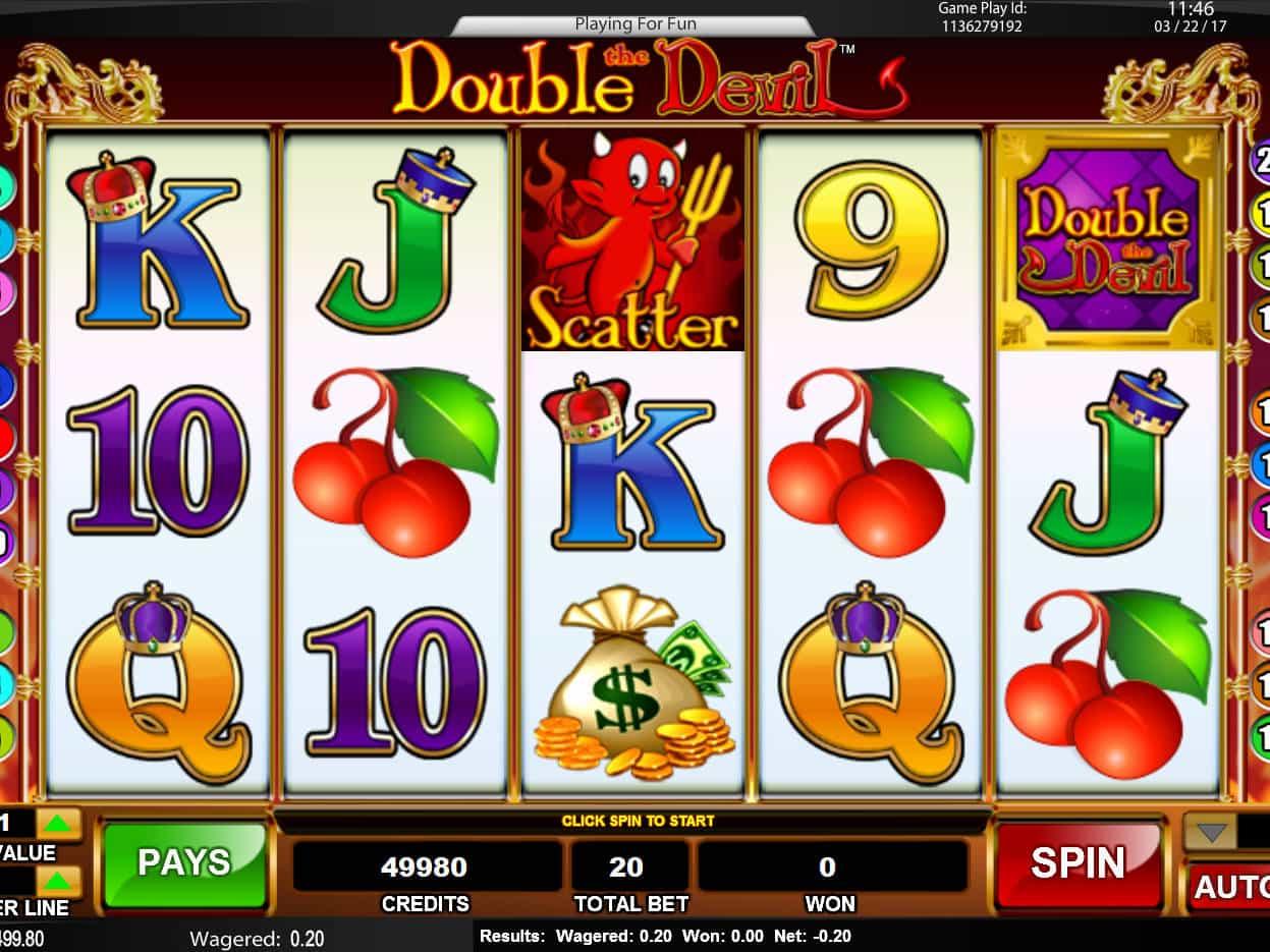 Double Devil Slot Machine Online