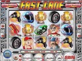 No deposit game Fast Lane for free