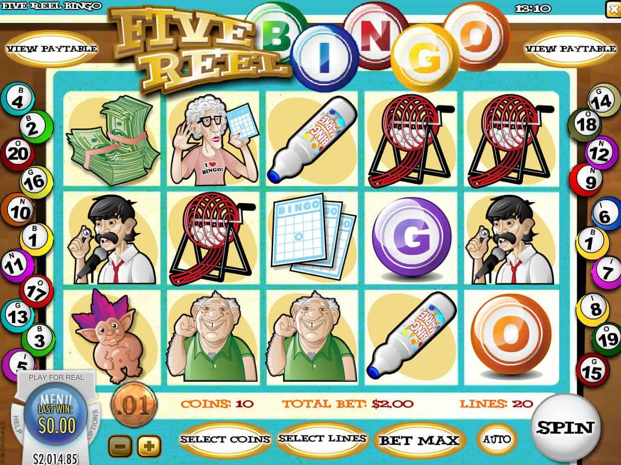 Spiele Bingo Reels - Video Slots Online