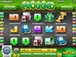 Frogged the casino free slot no deposit