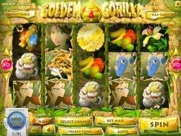 Golden Gorilla free slot machine
