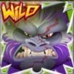 Wild symbol - Golden Gorilla free slot