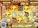 Online slot game Gushers Gold