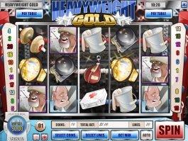Free casino slot game Heavyweight Gold