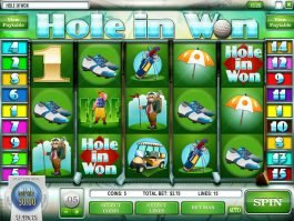 Casino free slot Hole in Won
