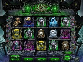 Casino free slot machine House of Scare