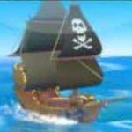 A Jolly Roger's Jackpot casino játék bónusz szimbóluma