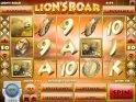 Picture of free slot Lion's Roar