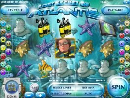 No download game Lost Secret of Atlantis