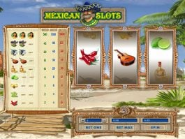 Free slot game Mexican Slot no deposit