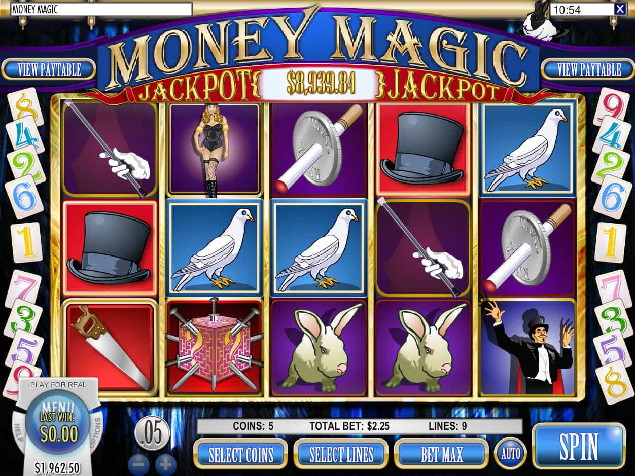 No.Free slot machines have the same mechanics as the real money games: the same design, features and paytable.The only difference is that the payouts are in credits and playing slots for free, you won't win real money.If you play to win real cash, you need to make a deposit and play online slots in real money /5.