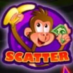 Scatter symbol from Monkey in the Bank slot