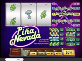Picture from game Pina Nevada online