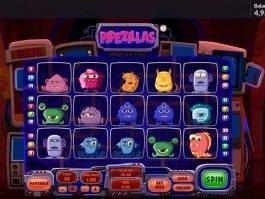 Slot game Pipezillas online