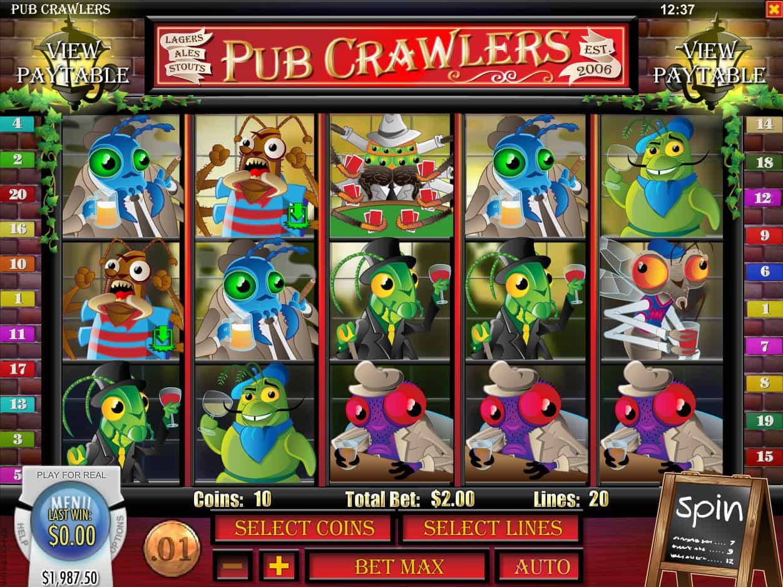 Pub Slots Free Play