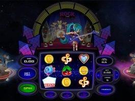 Rockt the Mouse slot machine online