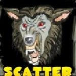 Scatter symbol from Scary Rich 2 slot machine online