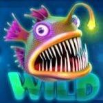 Wild symbol from slot machine Sea of Gold online