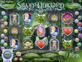 Online free slot Silver Unicorn no deposit