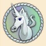 Symbol wild - Silver Unicorn free slot no download