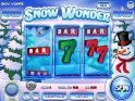 Spin casino game Snow Wonder for free