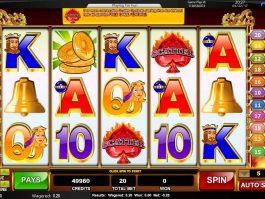 Picture of no deposit game So Hot